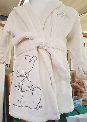 Mothercare 'Humphreys Corner' Dressing Gown age up to 6 months (AV8-11)