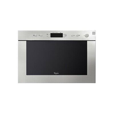 FORNO MICROONDE INCASSO Whirlpool Amw 499/ix - EUR 296,91 | PicClick FR
