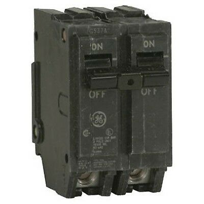 General Electric THQL21100 Thick Series 2-Pole 100-AMP Circuit Breaker New