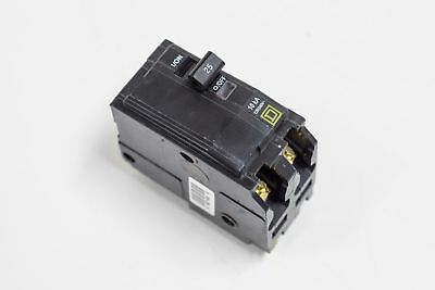 Square D QO225 MINIATURE CIRCUIT BREAKER 120/240V 25A New