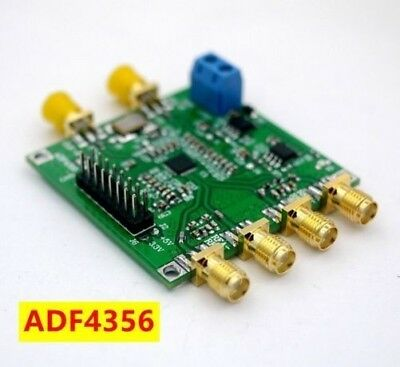 ADF4356 Phase-locked loop 53.125 MHz to 6800 MHz frequency RF signal source