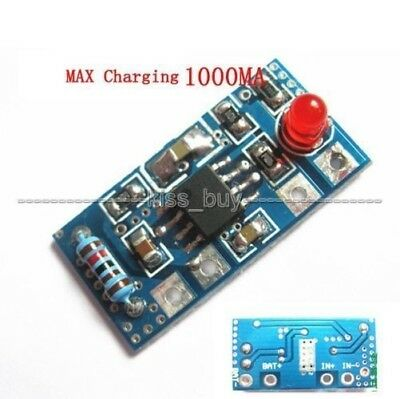 1.2V Ni-Cd Ni-MH NiCd Rechargeable Battery Charging Board 1.5V Charger Module