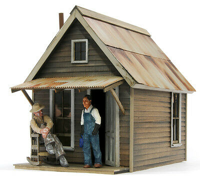 F/G scale  BANTA MODEL WORKS #8078 Miners Cabin
