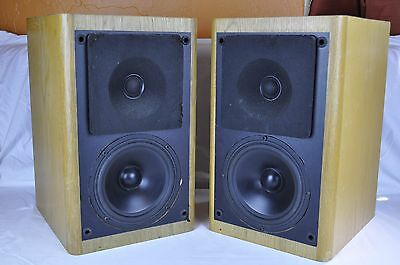 Phase Tech PC80 Vintage Bookshelf Speakers Technology