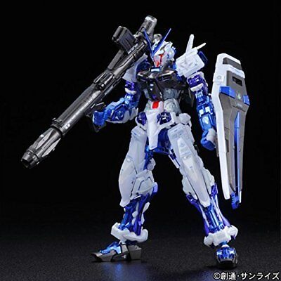 Bandai RG 1/144 Gundam Astray Blue Frame Plated ver. Plastic Model Kit