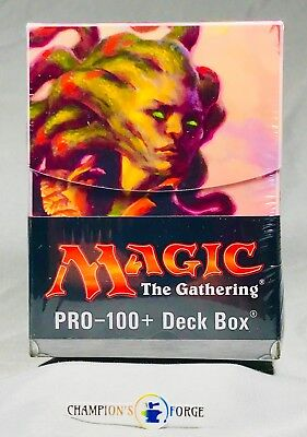 Ultra Pro Magic the Gathering MTG Ixalan Vraska, Relic Seeker 100+ PRO Deck Box