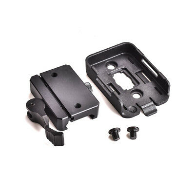 Mount for RunCam 2 with Picatinny Rail mount - Black