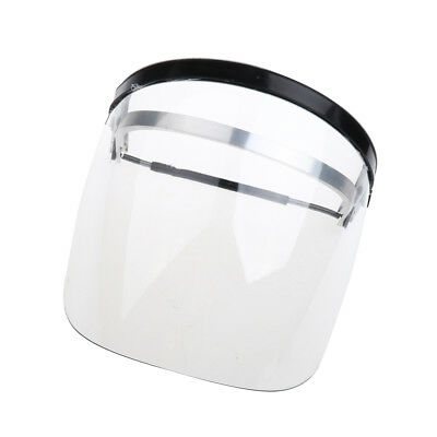 Safety Face Shield / Clear Visor Full Mask / Eye Protection Grinding