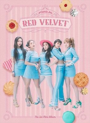 Red Velvet #Cookie Jar Limited Edition CD+Photobook NEW from JAPAN 4988064794782