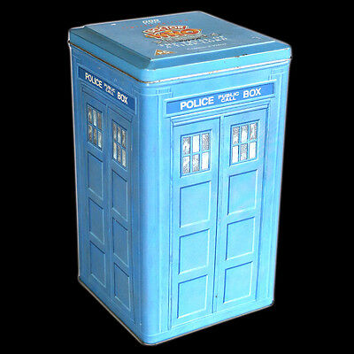 """Tardis - Doctor Who """"The Trial Of A Time Loard"""" 30Th Anniversary Tin 1963 - 1993"""