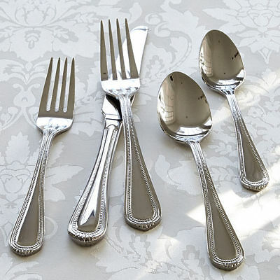 Oneida  Countess 20 Piece Casual Stainless Flatware Set, Service for 4