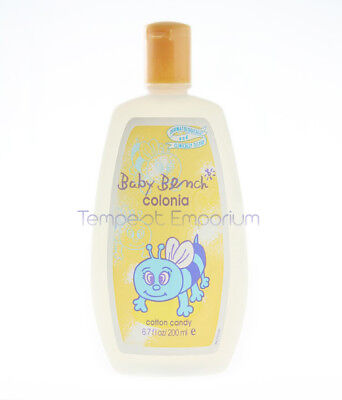 Baby Bench Cotton Candy Cologne Fragrance 200ml Brand New & Sealed