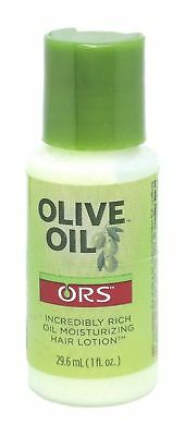 ORS Olive Oil Incredibly Rich Oil Moisturising Hair Lotion Travel Size 29.6ml