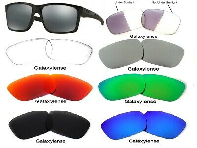 Galaxy Replacement Lenses For Oakley Mainlink Sunglasses Multi-Color