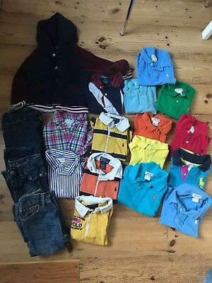 Bundle Ralph Lauren Boys various 18months and gap jeans 18-24m