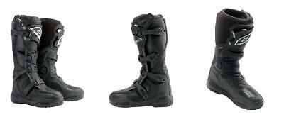 O'Neal 0322-113 Men's Element Boots (Black, Size 13)