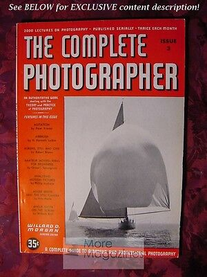 RARE THE COMPLETE Photographer 1941, Issue # 1, Vol  1 No  1