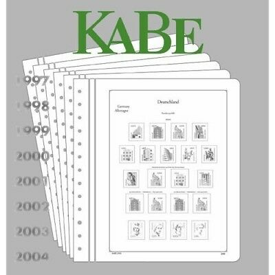 KABE Supplement Federal Republic of Germany 2013