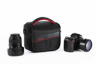 Waterproof Shoulder Mirror-less Camera Case Bag For Canon EOS M50 M100 M5 M6