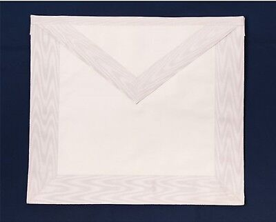 Craft Lodge Entered Apprentice Apron (Lambskin)  (Free Delivery)