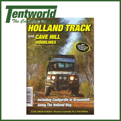 Westate Publishers Holland Track and Cave Hill Book - Edition 2