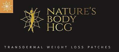 SALE! HCG Weight Loss Patches - Highest Quality - 1 Month Supply (12 patches)