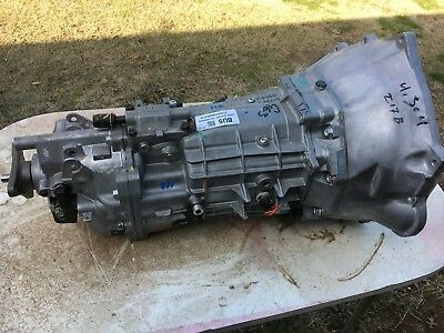 Holden Commodore VF V8 Manual 6 Speed Tremec Gearbox