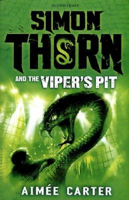 Simon Thorn and the Viper's Pit by Aimée Carter (author)
