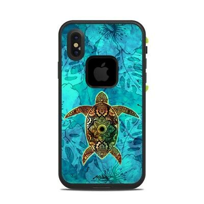 Skin for LifeProof FRE iPhone X - Sacred Honu by Al McWhite - Sticker Decal