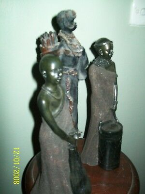 Antique African Sculpture collection