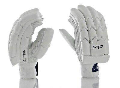 aks Reserve Blue Batting Gloves M,  L,  XL + Free Shipping