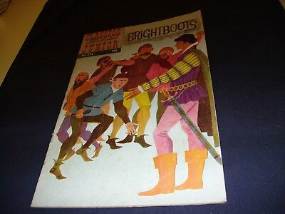# 574  Bright Boots Comic(Extremely Rare) 1962
