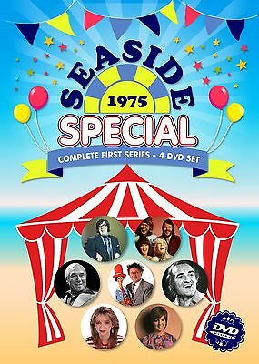 Seaside Special 1975  First Series 4 Dvd Set Dick Emery - Cilla Black - Ken Dodd