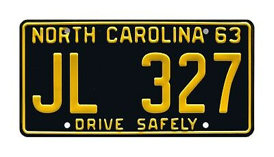 The Andy Griffith Show | Mayberry Police Car | Metal Stamped Prop License Plate