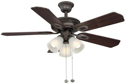 42 inch ceiling fan with light 48 inch 42 inch ceiling fan light kit indoor blade oil rubbed bronze flush mount large inch ceiling