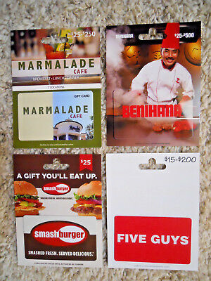 Collectible Gift Cards, new, unused, with backing, no value on cards