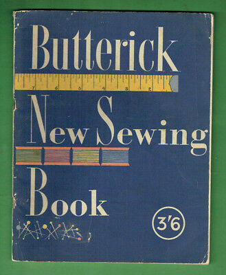 #t88.  1953 Butterick New Sewing Book