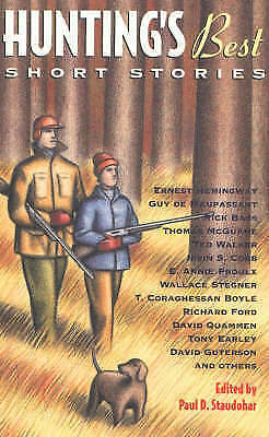Hunting's Best Short Stories by Chicago Review Press (Paperback, 2002)