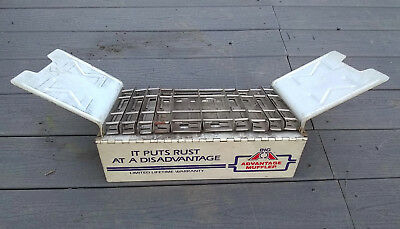 VINTAGE BIG A Auto Parts Catalog Rack  -  Master Sales Binder