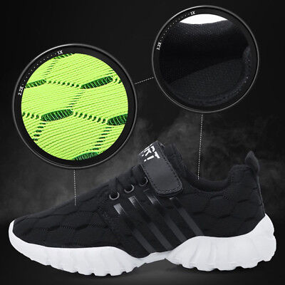 Breathable Sneaker Big Kids Shoes Boys Girls Sweet Sports Running Shoe Casual US