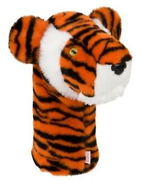 Daphne Novelty Wood Covers (Tiger)