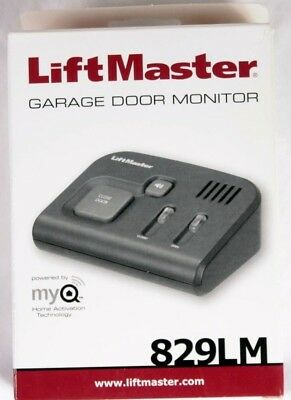 Liftmaster 829LM Garage Door Monitor for MyQ Technology Openers A22-13