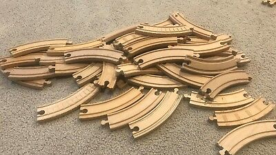 Brio wooden train set - see all lots