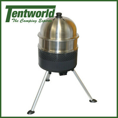 OZtrail Charcoal Grill with Roasting Rack