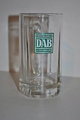 Verre chope DAB - Bistrot - Café - Bar - Made in Germany - Glass