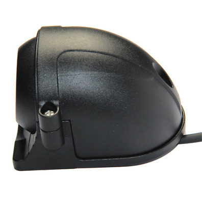 4 Pin Heavy Duty 12-24V CCD Side View Color Camera 12 IR LEDs Night Vision IP68