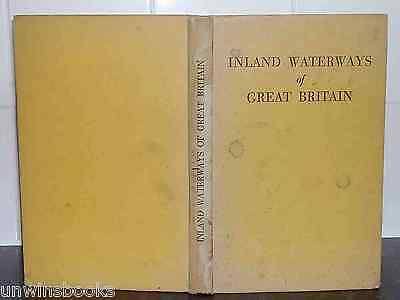 INLAND WATERWAYS of GREAT BRITAIN W Eric Wilson 1947 HARDBACK Narrow Boat CANALS