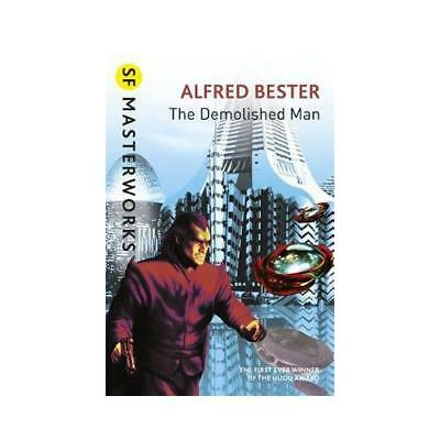 The Demolished Man by Alfred Bester (author)