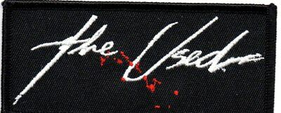 The Used-Logo-Official Sew On Embroidered Patch