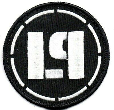 Linkin Park-Stencil-Official Sew On Embroidered Patch